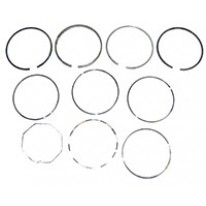Kit anneaux pistons Massey Ferguson séries 200, 300, 2000, 3000, 500, 600, 3600, articulée