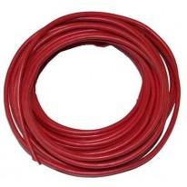 Base seul câble 4,5 mm (10mtr Roll) Rouge