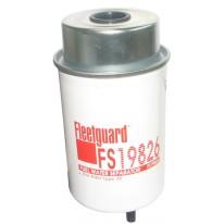 Filtre à carburant séparateur d'eau Valtra T140 T150