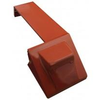 Garde-boue - Paire Extension de 16cm, essieu avant 26 po. à la partie supérieure CASE IH 3210 3220 3230 4210