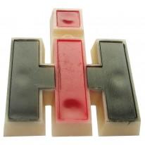 Badge avant CASE IH séries 33, 43, 44, 55, 56, 84, 85, International, Hydro Static