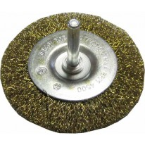 Brosse métallique 75mm