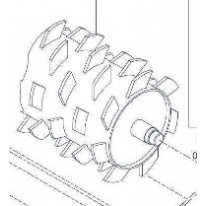 ROULEAU PACKER D480 RA4001