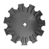 disque dechaumeur ou cover crop carbure