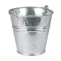 Seau à eau 14l galvanisé