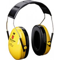 Casque de protection EN352-1 PELTOR OPTI