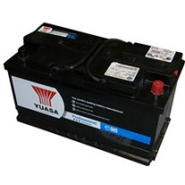 Batterie Varta type G3 800 Amp Massey Ferguson 5455
