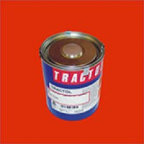 Peinture 1 Ltr Nuffield orange / rouge