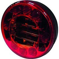 FEU LED 3 FONCTIONS ROND 122 EA45 10/30V