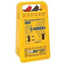 Chargeur de batterie automatique 15-90AH 230V TCB90 G
