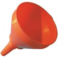 Entonnoir en plastique diamètre 200 mm avec un bec droit