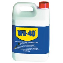 BIDON DE WD 40 5 LITRES