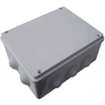 BOITE ETANCHE IP65 220x170x105mm A VISSE