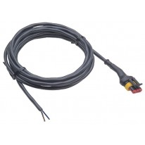 Cable 3m prise AMP Male 3 contacts