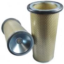 Filtre à air sécurité pour moissonneuse-batteuse CASE 1660 AXIAL moteurIHC  ->038345   DT 466