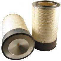 Filtre à air primaire pour moissonneuse-batteuse JOHN DEERE 5400 moteur