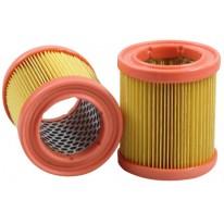 Filtre d'aération pour chargeur HYUNDAI HL 760-7A moteur CUMMINS