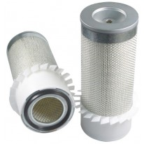 Filtre à air primaire pour tractopelle JCB 3 C moteur PERKINS 311000->322813 LJ 50183