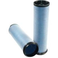 Filtre à air sécurité pour moissonneuse-batteuse DEUTZ-FAHR 5680 HTS moteurDEUTZ   280 CH  BF 6 M 1013 FC