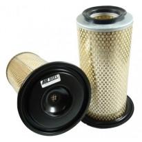 Filtre à air primaire pour chargeur DOOSAN DAEWOO MEGA 200 V moteur
