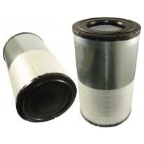 Filtre à air primaire pour moissonneuse-batteuse NEW HOLLAND CSX 7050 moteurCNH 2011->   651 667TA/E8U