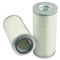 Filtre à air primaire pour moissonneuse-batteuse LAVERDA L 627 moteurIVECO