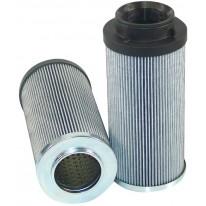 Filtre hydraulique pour télescopique HERKULES TD 45260 moteur PERKINS