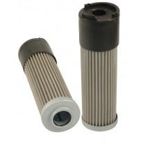 Filtre hydraulique pour moissonneuse-batteuse DEUTZ-FAHR 4090 H TOPLINER moteurDEUTZ   310 CH  BF 8 L 513