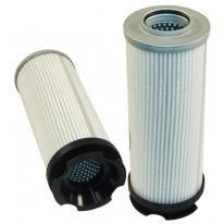 Filtre hydraulique pour moissonneuse-batteuse DEUTZ-FAHR 6090 HTS moteurDEUTZ 2011->   6228 C1 TCD 2013L04-4V
