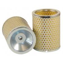 Filtre hydraulique pour tractopelle FAI 266 D LS moteur PERKINS T 4.236