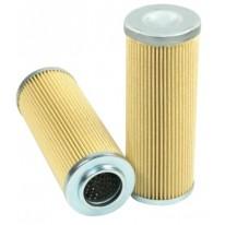 Filtre hydraulique pour tractopelle CASE-POCLAIN 580 F moteur