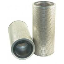 Filtre hydraulique pour moissonneuse-batteuse JOHN DEERE 5440 moteur