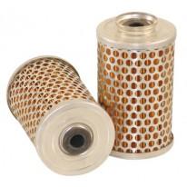 Filtre hydraulique de direction pour moissonneuse-batteuse DEUTZ-FAHR M 1102 moteurDEUTZ 01.80->    F 6 L 912