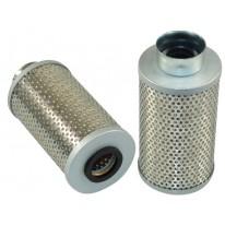 Filtre hydraulique pour moissonneuse-batteuse NEW HOLLAND 8040 moteurMERCEDES     OM 352 A