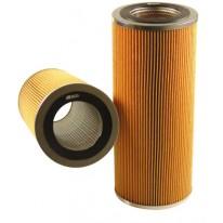 Filtre hydraulique de direction pour chargeur LAMBORGHINI 560 GRIMPER moteur SLH 2002-> 60 CH 1000.3A
