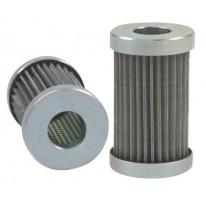 Filtre hydraulique de transmission pour tractopelle VOLVO BL 71 moteur VOLVO 2003-> D4 D CBE1