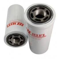 Filtre hydraulique de transmission pour tractopelle FIAT HITACHI FB 100.2 moteur NEW HOLLAND