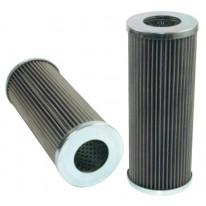 Filtre hydraulique pour télescopique WACKER 1245 moteur YANMAR 2010-> 3 TNV 82 A