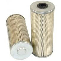 Filtre à gasoil pour moissonneuse-batteuse LAVERDA M 90 moteurFIAT OM     CO 2D-60