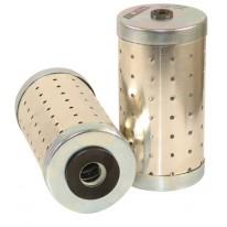 Filtre à gasoil pour moissonneuse-batteuse LAVERDA L 521 MCS moteur