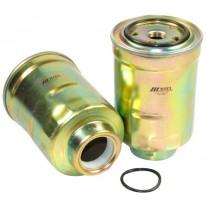 Filtre à gasoil pour chargeur MECALAC AS 700 moteur CUMMINS 2012->