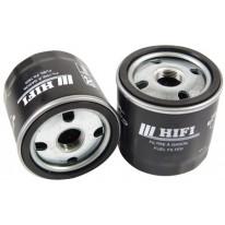 Filtre à gasoil pour tractopelle BOBCAT B 300 moteur KUBOTA 11001-> 5713/5723