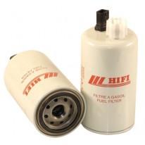 Filtre à gasoil pour moissonneuse-batteuse CASE 2388 XCLUSIVE moteurCUMMINS 09.02->    6 CTA 8.3