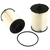 Filtre à gasoil pour moissonneuse-batteuse NEW HOLLAND CR 8070 moteurFPT 2013->   701 F2CFE613A-A