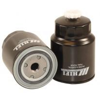 Filtre à gasoil pour moissonneuse-batteuse LAVERDA 256 LCS moteurIVECO 2008->