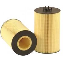 Filtre à huile pour moissonneuse-batteuse JOHN DEERE 9580 WTS moteurJOHN DEERE 2001->  272 CH  6081 HZ 009