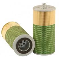 Filtre à huile pour moissonneuse-batteuse NEW HOLLAND 8080 moteurMERCEDES     OM 401