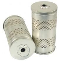 Filtre à huile pour moissonneuse-batteuse DEUTZ-FAHR M 1600 moteurDEUTZ     F 6 L 413