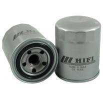 Filtre à huile pour tractopelle BOBCAT B 250 B moteur KUBOTA 11001-> 5279 TIER II