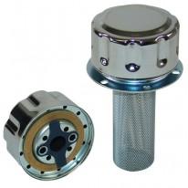 Filtre d'aération pour télescopique THALER 48 T18 moteur YANMAR 4TNV88D